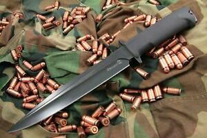 Russian Combat  knife Phoenix with sheath Super steel AUS-8 Kizlyar