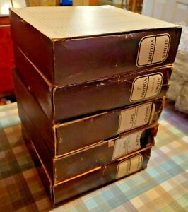 """(5) 100 2""""x2"""" Slide Carousels in Boxes"""