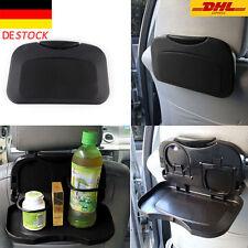Faltbare Auto Rücksitztasche Schreibtisch Rückenlehnen Halter Organizer Anti-dv&