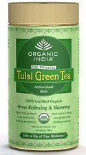 TULSI GREEN TEA 100% CERTIFIED ANTIOXIDANT ORGANIC INDIA THE ORIGINAL