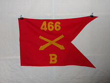 flag365 WW 2 US Army Airborne  Guide on 466th Field Artillery Battery B