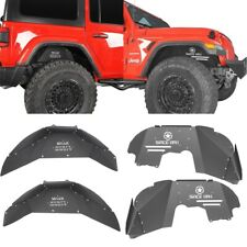 OEM 2018-20 Jeep Wrangler JL RUBICON Smooth Paintable Fender Pass Right Front