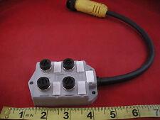 Brad Harrison BTG498-FBP Multi-Port Interconnect System 4 Port Dual Output Nnb