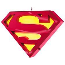 Hallmark 2017 A Symbol Of Hope Superman Magic Ornament