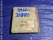 OEM 1994 TOYOTA 4RUNNER ECU # 89661-35880 ENGINE COMPUTER BRAIN ECM #1112 #E140
