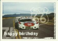 Happy birthday -- Route 66.  (2 scans)