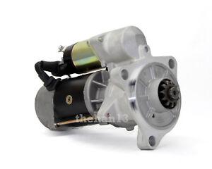 STARTER MOTOR FOR NISSAN UD MKB 210 (MK 180 MK 185 MK 190 MK 225)