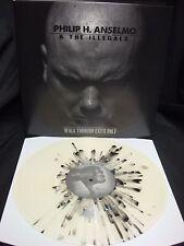 Philip H Ansselmo & The Illegals Walk Through Exits Only LP Vinyl Down Pantera