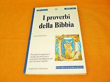 i proverbi della bibbia tascabili newton 1995