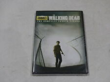 THE WALKING DEAD THE COMPLETE FOURTH SEASON (SEASON 4) DVD NEW