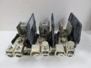 ALLEN BRADLEY TRAILER FUSE BLOCK 1494V-FSR644 SERIES A, 400 AMPS, 600 VOLTS