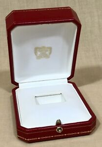 CARTIER Ring Jewellery Box Le Must Pasha Love Trinity Panthere Santos Jewelry /