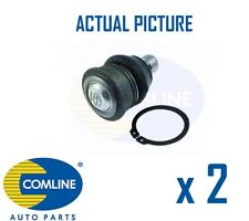 2 x NEW COMLINE FRONT LOWER SUSPENSION BALL JOINT PAIR OE QUALITY CBJ7167