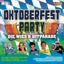 Mint!2CD OKTOBERFEST PARTY.Die Wies'n Hitparade.Hey Baby,Die Haende zum Himmel