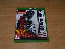 Metal Gear Solid V experiencia definitiva Juego Para Microsoft XBOX ONE