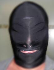 Nylon Maske BDSM Play Fetish Bondage Neu Schwarz