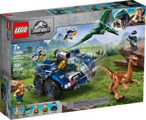 LEGO Gallimimus and Pteranodon Breakout Jurassic World (75940)