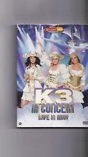 K3-In Concert Live In Ahoy Music DVD