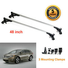New Car Roof Cross Bar Cargo Luggag Carrier Rack For Toyota Venza 2009 2010 2011