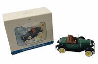 1931 FORD MODEL A ROADSTER Hallmark Vintage Convertible Car Ornament Christmas E