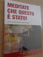 DVD MEDITATE CHE QUESTO E' STATO! FILM DI PIETRO SUBER E MARCO D'AURIA AUSCHWITZ