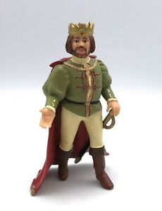 Papo Knight King Medieval Nobleman Medieval Figure 2002