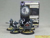 30mm Hordes WDS painted Legion of Everblight Spawning Vessel g26