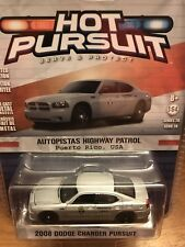 Greenlight  Hot Pursuit 08 Dodge Charger  Autopistas  Highway Patrol Puerto Rico