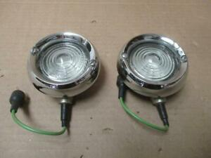 60-66 Chevy C10 Truck NOS Back Up Lamps  GM 912607