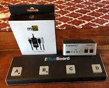 iConnectivity iConnect MIDI 2+ Multi-host 2x2 MIDI interface  Irig Blueboard Mio