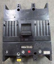 General Electric Circuit Breaker 400 Amp 3 Pole
