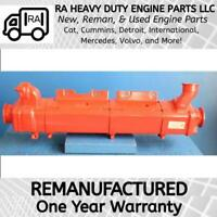 2011 - 2017 CUMMINS ISX 15 EGR COOLER BEHR NO CORE 1 YEAR WARRANTY REMAN 9706