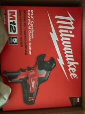 Milwaukee M12 10.5 in. Cable Cutter Tool - 247220
