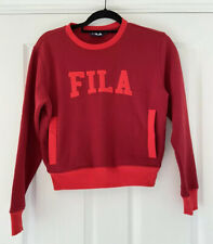 Fila jumper Red With Pocket XS