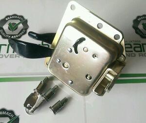 Land Rover Defender 90, Rear Safari Door Lock With FULL KEY SET x3, 395037R