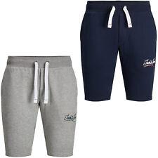 Jack & Jones Sweat Shorts Mens Summer Gym Fashion Drawstring Pants Joggers
