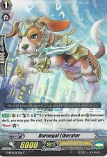 CARDFIGHT VANGUARD CARD: BURNEGAL LIBERATOR - G-BT10/057EN C