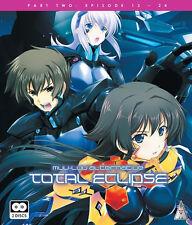 Muv-Luv Alternative . Total Eclipse . Part 2 . Ep. 13-24 . Anime . 2 Blu-ray NEU