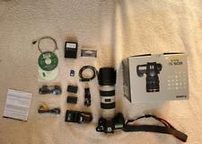 Mint Cond. Canon EOS 5D Mark III 22.3MP Digital SLR Camera - Black