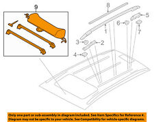 PORSCHE OEM 11-16 Cayenne-Roof Rack Luggage Carrier 95804400010