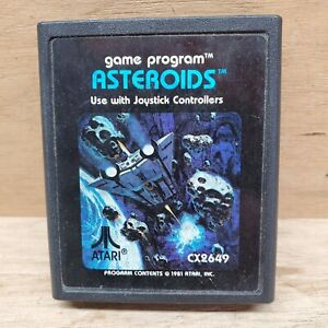 ASTERIONDS Atari 2600 Video Game Cartridge Only CX2649 Tested Alien Battle