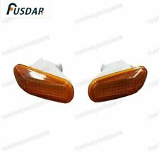 Fender Side Marker Light Yellow Marker Lamp For HONDA VEZEL / HRV 2014-2018