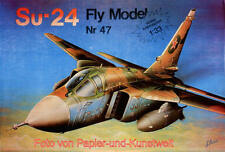 """FLY Model  47 - Suchoi SU-24 M """"Fencer"""" - 1:33"""