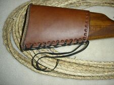 SASS LEATHER MARLIN RIFLE BUTTSTOCK COVER Gun stock(20 days to get it done)