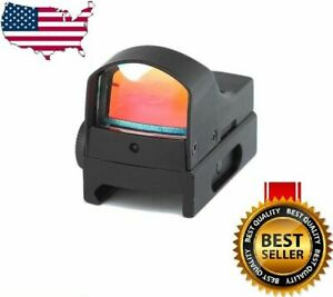 Mini Holographic Reflex Micro 3 MOA Green / Red Dual Illuminated Dot Sight