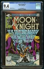 MOON KNIGHT #7 (1981) CGC 9.4 1st PRINT WHITE PAGES