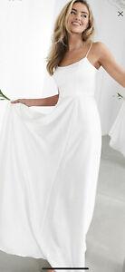 ASOS bridal Boho Beach wedding dress Size 8