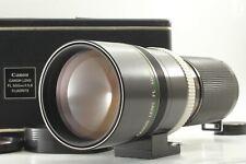 【RARE CLA'D IN CASE】 CANON FL-F FLUORITE 500mm F/5.6 Apochromat From JAPAN #1275