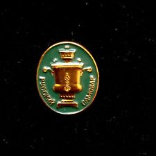 USSR RUSSIA VINTAGE Pin Badge. RUSSIAN SAMOVAR.
