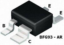 20 Stück  BFG93AR = UHF + Mikrowellen Breitband Transistor rauscharm  NPN